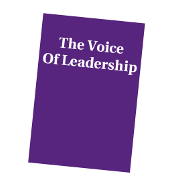 cover of Voice Of Leadership